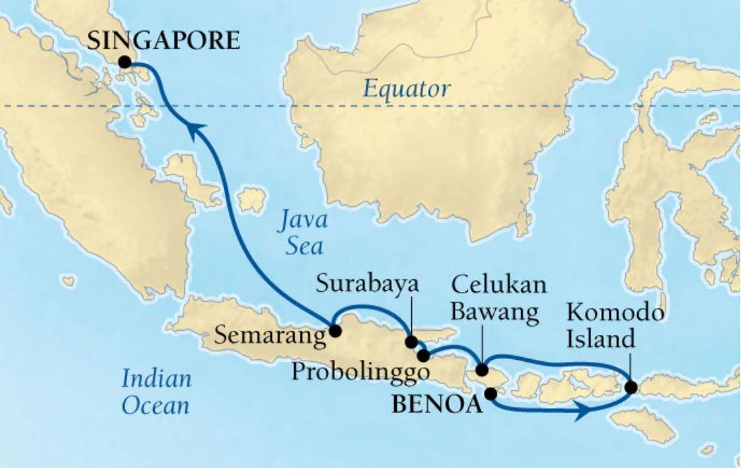 Explore the gems of the java sea go cruise worldwide destinations click publicscrutiny Images